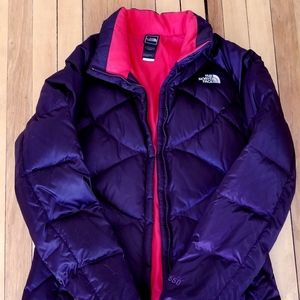 The North Face Puffer Winter Jacket 550